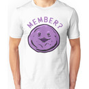 MEMBER BERRY REMEMBER Unisex T-Shirt
