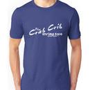 Shrimp Sale at the Crab Crib Unisex T-Shirt