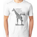 I spent March watching April - Funny, Witty, Pun Distressed Design Unisex T-Shirt