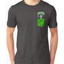 Tiny Rick Pocket Portal Unisex T-Shirt