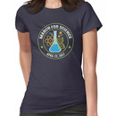 March for Science 2017 Women's T-Shirt