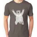Roaring Bear (Ink) Unisex T-Shirt
