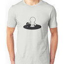 Pinhead in a Spin Unisex T-Shirt