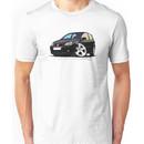 VW Golf GTi (Mk5) Black Unisex T-Shirt