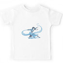Minimalist Katara from Avatar the Last Airbender Kids Clothes