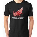 Point Culture : Axolotl Unisex T-Shirt
