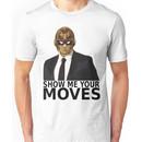 Captain Falcon in Formal Attire 2 Unisex T-Shirt