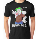 I'M WITH THE DJ Unisex T-Shirt