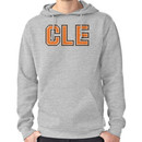 Retro 80s CLE Hoodie (Pullover)