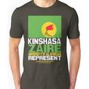 Kinshasa, Zaire, represent Unisex T-Shirt