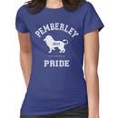 Pemberley Pride - Team Darcy - Pride and Prejudice Women's T-Shirt