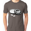 """""""Harden Up"""" Cement Pills Unisex T-Shirt"""