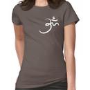 Stylized Om Yoga T-shirt Women's T-Shirt