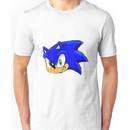 Sonic the Hedgehog. The Iconic Head Unisex T-Shirt