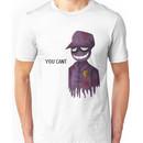 Purple Man 2 Unisex T-Shirt