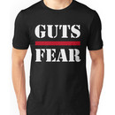 Guts Over Fear Unisex T-Shirt