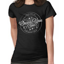 Once Upon A Time / TV / Badge Design Women's T-Shirt