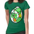 Very Green, Much Yoshi, Wow Women's T-Shirt
