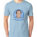 Nicolas Cage - HELLO w/Banner Unisex T-Shirt