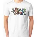 Persona 4 TWEWY style Unisex T-Shirt