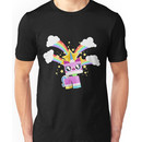Princess Unikitty YAY! Unisex T-Shirt