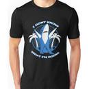 left dancing shark Unisex T-Shirt
