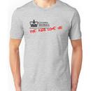 Columbia University Department of Psychology, Paranormal Studies Laboratory. Unisex T-Shirt