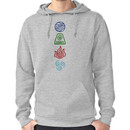 Avatar Four Elements Hoodie (Pullover)