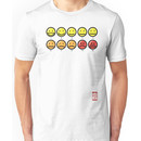 """""""On a scale of 1 to 10, how would you rate your pain?"""" Unisex T-Shirt"""
