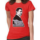 Frankly, my dear, I don't give a damn! Women's T-Shirt