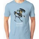 Xenomorph Warrior Princess Unisex T-Shirt