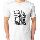 I Like Trains! Unisex T-Shirt