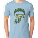 Legend Of Zelda - Flying Away Unisex T-Shirt