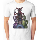 The King of Five Nights At Freddy's Unisex T-Shirt