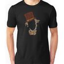 Wondrous Boat Ride: Willy Wonka Unisex T-Shirt