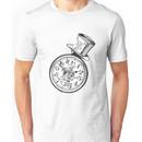 Alice in Wonderland Ticking tock Unisex T-Shirt