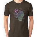 Artificial emotions (purple/blue) Unisex T-Shirt