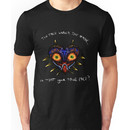 "The Legend of Zelda: Majora's Mask - ""True Face"" Quote Unisex T-Shirt"