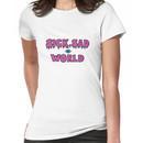 Sick, Sad World (Plain pink) Women's T-Shirt