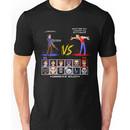 Super 80's Good Vs. Evil 2! Unisex T-Shirt