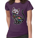 Dia de los Gatos Women's T-Shirt