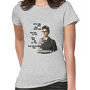 David Tennant - He's wonderful Women's T-Shirt