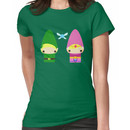 Gnome Link and Zelda Women's T-Shirt