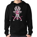 Love Is Over Hoodie (Pullover)