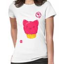 Cupcake Kitty Women's T-Shirt