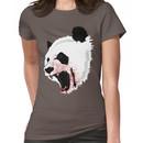 Panda Ladies Women's T-Shirt
