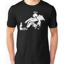 Banksy Fallen Angel Unisex T-Shirt