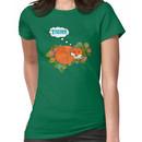 Think Outside the Fox Women's T-Shirt