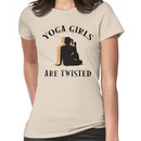 Very Funny Yoga T-Shirt Women's T-Shirt