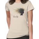 """Let Go"" Yoga Women's T-Shirt"